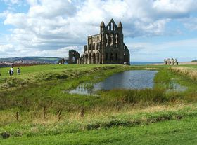 Whitby Abbey © Anne Zanotti