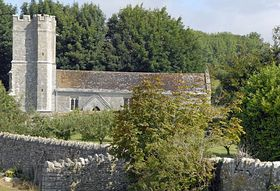 Whitcombe Church © Paul Johnson