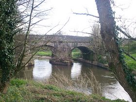 Old Bridge over River Taf, Whitland © ruth