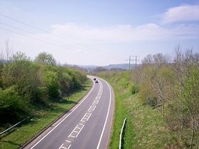 Whitland Bypass © ruth