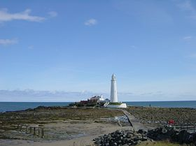 St Marys Lighthouse © Michael Costigan