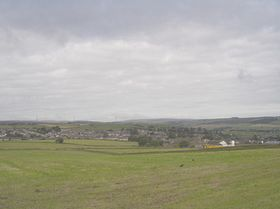 Panorama of Wilsden 2007 © Eileen Harrison