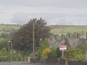 Wilsden towards Harden 2007 © Eileen Harrison