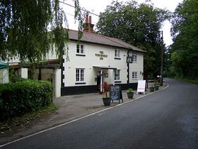 The Winchfield Inn © Trever Saunders