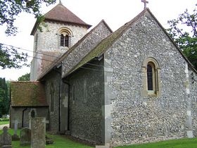 Winchfield Church © Trever Saunders