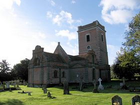 Wolverton church © Gordon Timmins