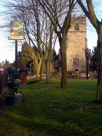 St Swithin's Church © Jenny Crowther