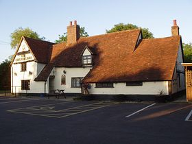 Hall End Chequers Inn © Jack A Turner
