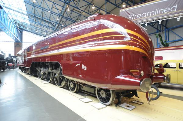 NRM Duchess of Hamilton