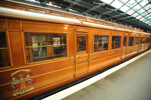NRM Royal Carriage