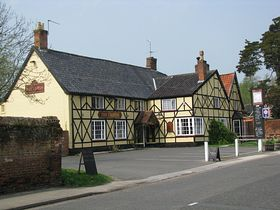 The Griffin Public House. © Peggy Cannell